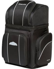 Tourmaster Nylon Cruiser IV Xlarge Sissybar Bag Black 21 L x 22.5 H x 12.2 W