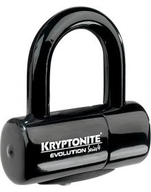 Kryptonite Evolution Series 4 Disc Lock Black