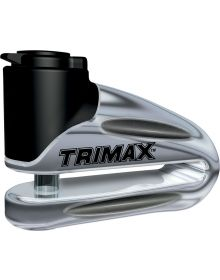 Trimax Disc Lock 10mm Pin Chrome