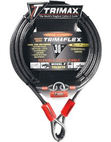Trimax 10mm Cable 30' Black