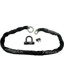 Trimax Chain Lock 5FT W/U-Lock