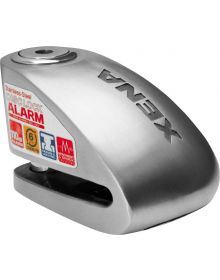 Xena XX-6 Alarm Disc Lock Stainless Steel
