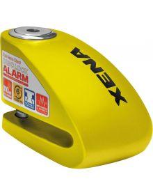 Xena XX-6 Alarm Disc Lock Yellow