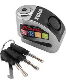 Xena XZZ6L Alarm Disc Lock Stainless Steel