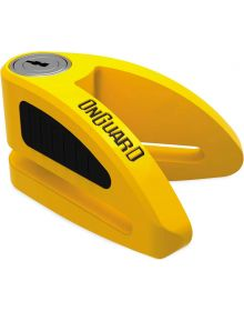 Onguard Boxer Series Disc Lock 5.5mm Yellow