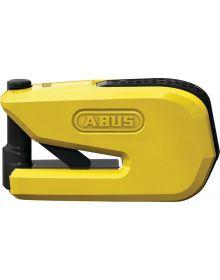 Abus Smartx 8078 Detecto Disc Alarm Lock Yellow