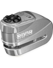 Abus Granit 8008 Detecto Xplus Disc Alarm Lock Silver