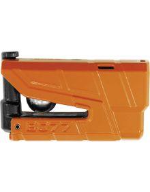 Abus Granit 8077 Detecto Xplus Alarm Disc Lock Orange