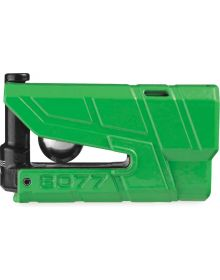 Abus Granit 8077 Detecto Xplus Alarm Disc Lock Green