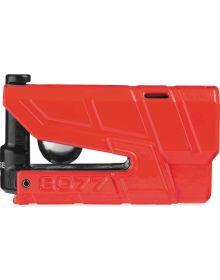 Abus Granit 8077 Detecto Xplus Alarm Disc Lock Red