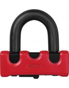 Abus Granit XS67 Disc Lock Red