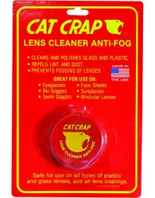 Cat Crap No-Fog Anti-Fog 1/2 oz
