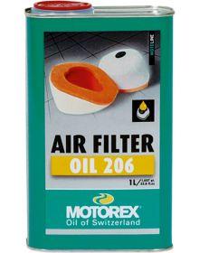 Motorex 206 Foam Filter Oil - 1 Liter