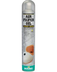 Motorex Spray Foam Filter Oil - 25oz