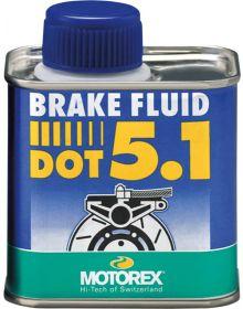 Motorex DOT 5.1 Brake Fluid - 250mi