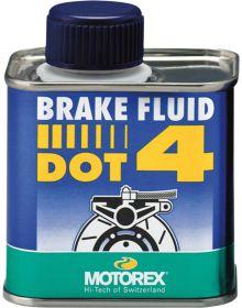 Motorex DOT 4 Brake Fluid - 250mi