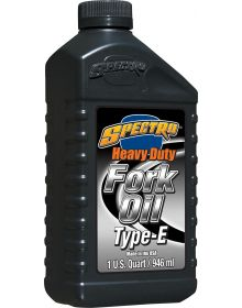 Spectro Heavy Duty Fork Oil HD Type-E/20WT QT