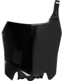 Acerbis Front Number Plate CRF450 2013 Black