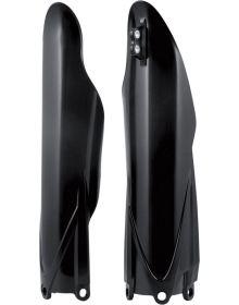 Acerbis Fork Guard YZ/YZF Black
