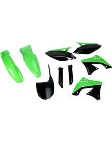 Acerbis Plastic Kit KX250F 2009-2012 Original 2009/2012 Color