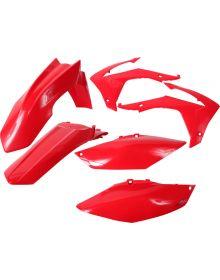 Acerbis Plastic Kit CRF250R 2014-2016 Red