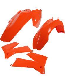 Acerbis Plastic Kit 300/450/525 EXC 2005-2007 Original Color