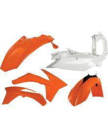 Acerbis Plastic Kit EXC-F350/EXC500* 2012-2013 Original 2013 Color