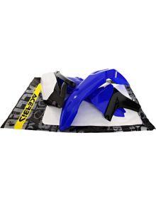 Acerbis Plastic Kit YZF450 2010-2013 Original 2010 Color
