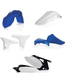 Acerbis Plastic Kit YZF450 2010-2013 Blue 2013 Color