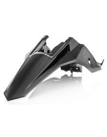 Acerbis Rear Fenders KTM 65SX 2016 Black