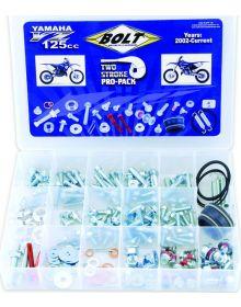 Bolt Yamaha YZ125 Pro-Pack Bolt Kit
