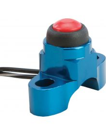 Fly Racing Spacesaver Kill Switch Blue