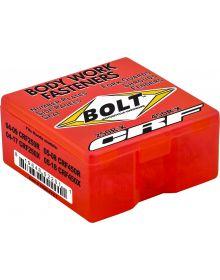 Bolt Plastic Fastener Kit Honda CRF250 04-09/CRF45