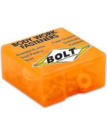 Bolt Plastic Fastener Kit KTM 85 2018-2019