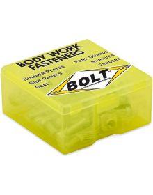 Bolt Plastic Fastener Kit Suzuki RMZ250 07-09/RMZ4