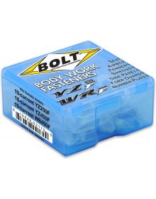 Bolt Plastic Fastener Kit Yamaha YZF250 19/YZF450