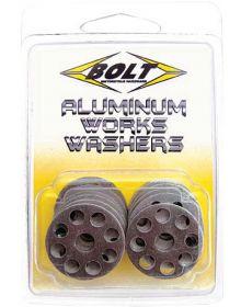 Bolt Aluminum Works Washer Kit 10PK M6X25mm