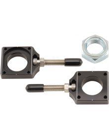 Bolt Chain Adjuster Block Black KXF250 04-16 KXF45
