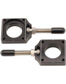Bolt Chain Adjuster Block Black KXF250 17-19 KXF45