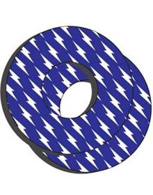 Factory Effex Moto Grip Donuts Yamaha White/Blue