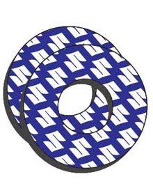 Factory Effex Moto Grip Donuts Suzuki Blue/White