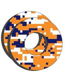 Factory Effex Moto Grip Donuts KTM Blue/Orange