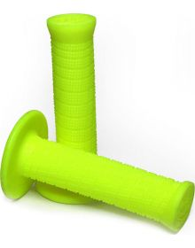 Troy Lee Designs ODI MX Grips Flo Yellow