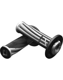 ODI Emig V2 Pro Lock On Grips Gray/Graphite