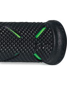 Pro Grip 717 7/8 Street Grips Black/Green