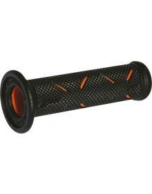Pro Grip 717 7/8 Street Grips Black/Orange