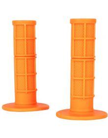 O'Neal Waffle MX Grips Neon Orange