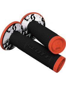 Scott SX-2 Grips Neon Orange/Black