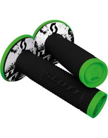 Scott SX-2 Grips Neon Green/Black