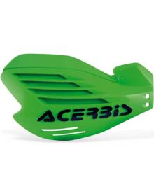 Acerbis Storm / X-Force MX Handguards Green